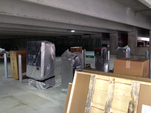 Dtroit Medical Center Installation 3