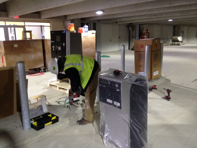 Dtroit Medical Center Installation 1